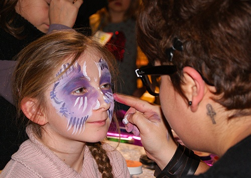 animation-maquillage-enfants-adultes-annecy