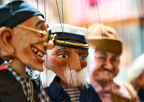 marionnette atelier evenement