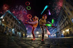 animation clown evenement annecy