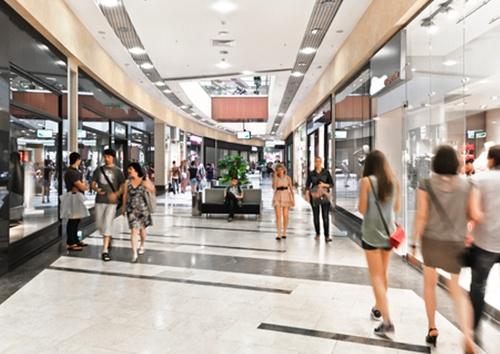 centre comercial lyon